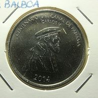 Panama 1/2 Balboa 2014 - Panamá
