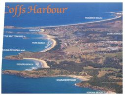 (B 11) Australia - NSW - Coffs Harbour - Coffs Harbour