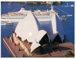 (B 11) Australia - NSW -  Royal Vikin Star In Front Of Opera House - Sydney