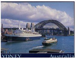 (B 11) Australia - NSW - MS Rotterdam In Sydney - Sydney
