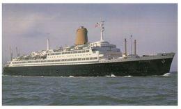 (B 11) Cruise Ship BREMEN - Sydney