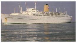 (B 11) Cruise Ship Empress Of Britain - Sydney