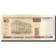Billet, Bélarus, 20 Rublei, 2000, KM:24, TTB+ - Belarus
