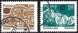 Poland 1979 - Mi 2638/39 - YT 2459/60 ( Wieliczka Rock-salt Mines ) - 1944-.... République