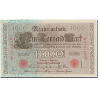 Billet, Allemagne, 1000 Mark, 1910, 1910-04-21, KM:44b, SPL - 1000 Mark