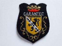 Ecusson CARANTEC - Patches