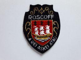 Ecusson ROSCOFF - Patches