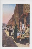Rue Arabe (cp Vierge N°107 Scènes Et Types Oran) - Algérie