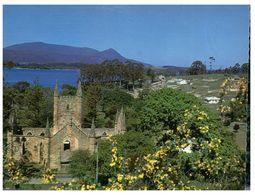 (B 12) Australia - TAS - Port Arthur Church / Eglise - Port Arthur