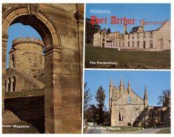 (B 12) Australia - TAS - Port Arthur Church / Eglise Within UNESCO Site - Port Arthur