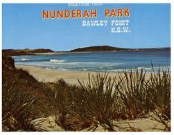 (B 12) Australia - NSW - Nunderah Park (beach) - Australie
