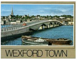 (B 12) Ireland - Wexford Town River Ship - Pêche