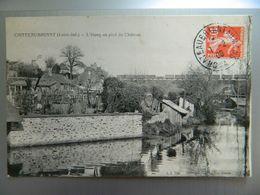 CHATEAUBRIANT         L'ETANG AU PIED DU CHATEAU - Châteaubriant