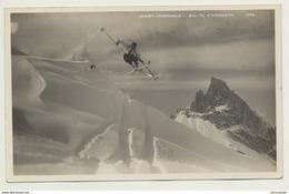 AK  Sport Invernale Ski Salto D' Arresto - Belluno