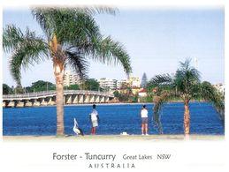 (B 12) Australia - NSW - Forster Tuncurry (bridge) - Altri