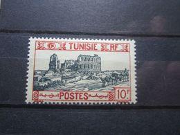 VEND BEAU TIMBRE DE TUNISIE N° 144 , XX !!! - Neufs