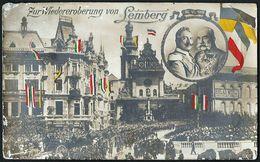 Ukraine: Zur Wiedereroberung Von Lemberg  1915 - Ukraine