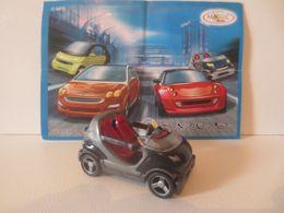 KINDER SURPRISE 2004/2005 : C 139 (Série B) + Bpz - Steckfiguren