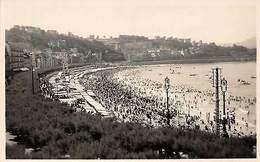 Spain Benidorm? Alicante Coast Sunbathing Beach Playa Plage - Spain