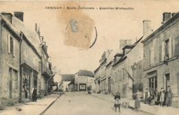 CERILLY ROUTE NATIONALE QUARTIER MISTAUDIN - France