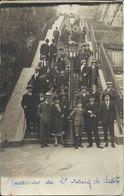 Photographie Carte Photo Mes Grand Parents Escalier De Montmartre - Photographie