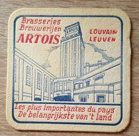 VIEUX  SOUS BOCKS BROUWERIJ ARTOIS LEUVEN BRASSERIES BROUWERIJEN ARTOIS -1 - Sous-bocks