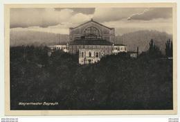 AK  Bayreuth Wagner Theather 1942 - Bayreuth