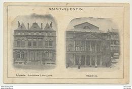 AK  Saint Quentin 1916 - Saint Quentin
