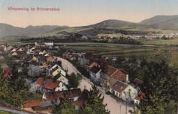 AK -NÖ -  WIMPASSING Im Schwarzatal - Häuserzeilen Der Ortsstrasse 1926 - Neunkirchen