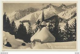 AK  Kapelle Von Surrhein Bei Sedrun - GR Grisons