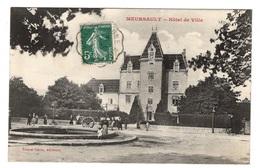21 COTE D'OR - MEURSAULT Hôtel De Ville - Meursault