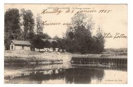 21 COTE D'OR - HEUILLEY SUR SAONE Le Barrage Supérieur - France