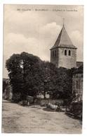 21 COTE D'OR - MARCENAY L'Eglise Et La Grande-Rue - France