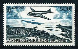 St.Pedro Y Miquelón Nº A-23* Cat.60€ - Poste Aérienne