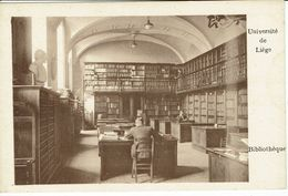LIEGE-BIBLIOTHEQUE DE L'UNIVERSITE- - Bibliotecas