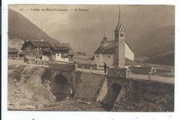 Suisse Grisons Vallée Du Rhin A Sedrun - GR Grisons