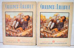 Liv. 375. Deux Albums Incomplets De Gulliver à Lilliput - Aiglon