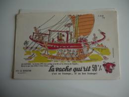 Serie 1 A 10 , L M B La Navigation Pour La Vache Qui Rit - Papel Secante