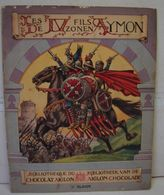 Liv. 378. Album Complet  Les IV Fils Aymon. Chocolat Aiglon - Aiglon