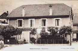 CPA BUSSANG - VOSGES - HOTEL FREMIOT - Bussang