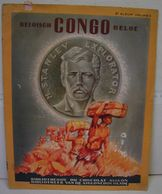 Liv. 380. Album Presque Complet  Congo Chocolat Aiglon - Aiglon