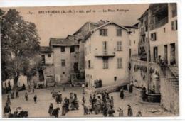Belvédère-La Place Publique - Belvédère