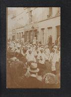 TOURNAI Carte Photo Cortege Historique - Tournai
