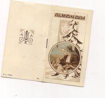 Petit Almanach 1952 Bouasse-Lebel    Religieux - Calendriers