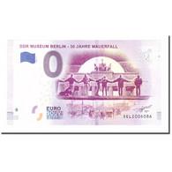 Allemagne, Billet Touristique - 0 Euro, Germany - Berlin - DDR Museum - 30 Jahre - Allemagne