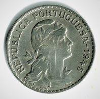 PORTUGAL / UN ESCUDO / 1945 / TTB + - Portugal