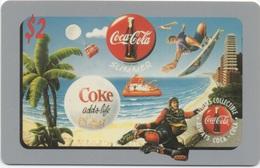 Télécarte Américaine : Coca Cola Sprint Phone Card #1157577 - Télécartes