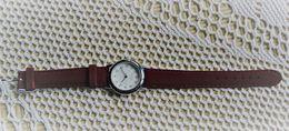 Montre à Quartz Pub Fabbri  -  Bracelet  D'origine Marron - Relojes Publicitarios