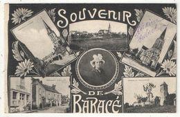 49 - Souvenir De Baracé - 5 Vues - Portrait - Autres Communes
