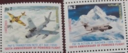 MNH STAMPS Pakistan - The 100th Anni Of First Powered Flight Right Brothers - 2003 - Pakistan